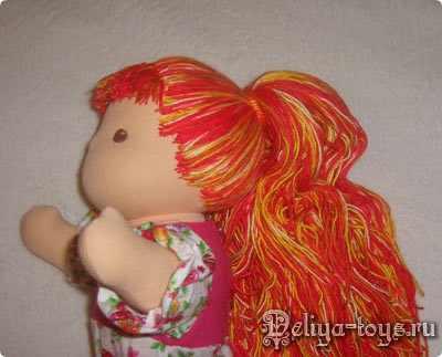 что делать чтобы у ребенка были густые волосы
