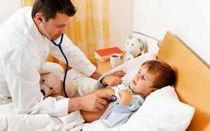 У ребенка описторхоз
